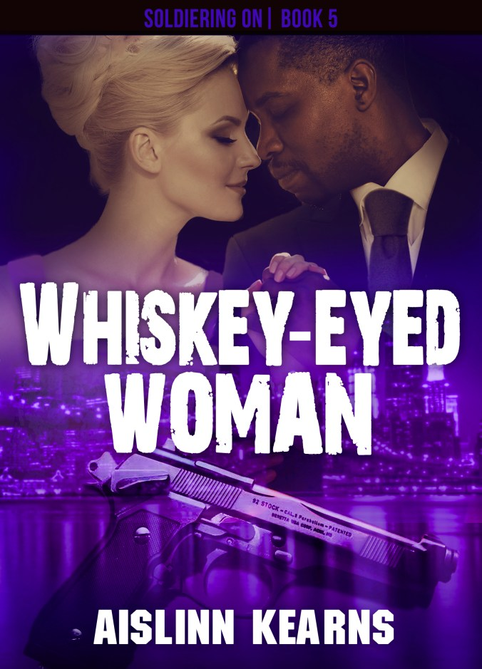 whiskey eyed woman cover