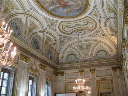 Sala Napoleonica - conferenza AISNA