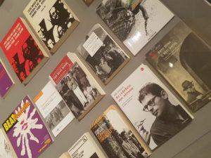 """Report – """"Beat Generation. Ginsberg, Corso, Ferlinghetti. Viaggio in Italia"""": mostra dalle atmosfere Jazz."""