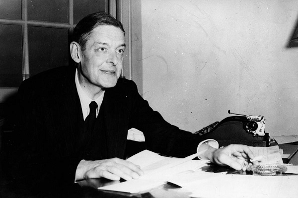 call for papers eliot