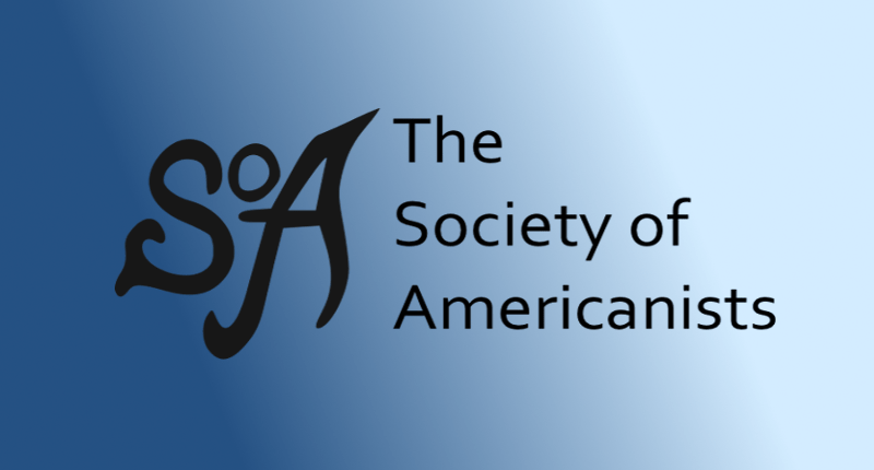 15/06/2019 – CFP: SOAR: Society of Americanists Review