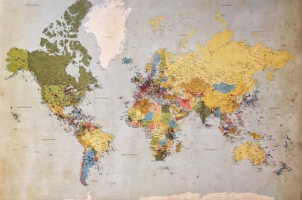 16/9/2019 – CFP: 'Uncertain Terrain': Negotiating Identities in the Global Community