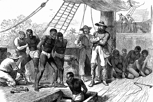 "07/10/19 – Phd or postdoc ""Nottingham's universities and historical transatlantic slavery"""