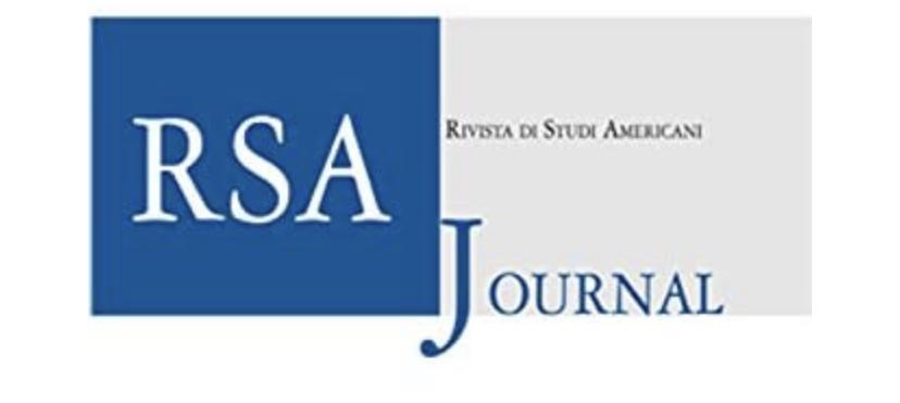 31/10/2021 – CFP: RSAJournal #32 (2021)