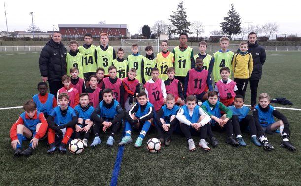 espoirs u13 district aisne football