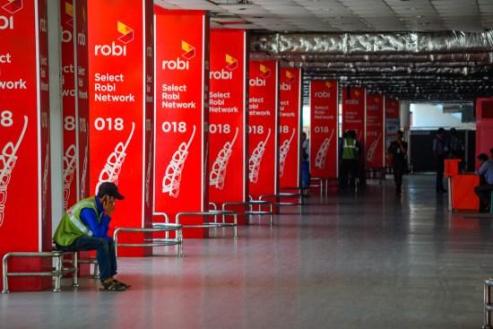 Hazrat Shahjalal International Airport Dhaka
