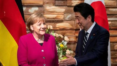 Alle Infos Amp News Zu Angela Merkel Rtl De Rtl De