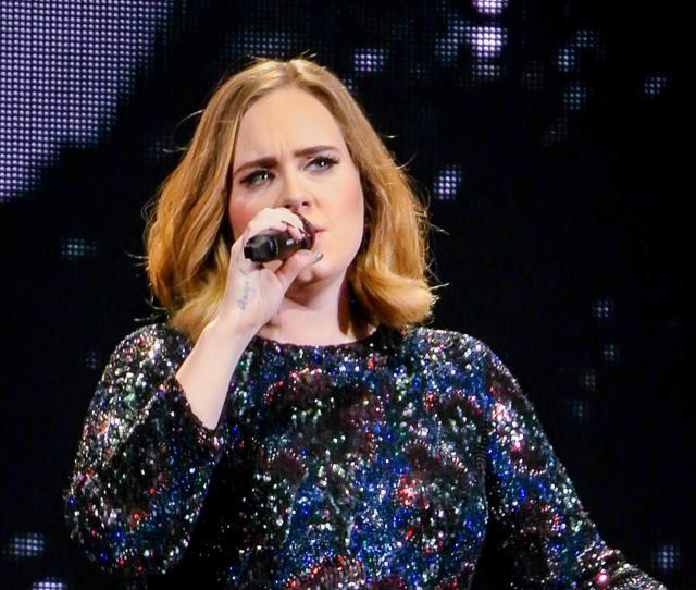Adele Wurde In Einem Tonstudio Gesichtet