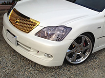 TOYOTA CROWN +  SHALLEN WINDMUHLE - CROWN, Windmuhle