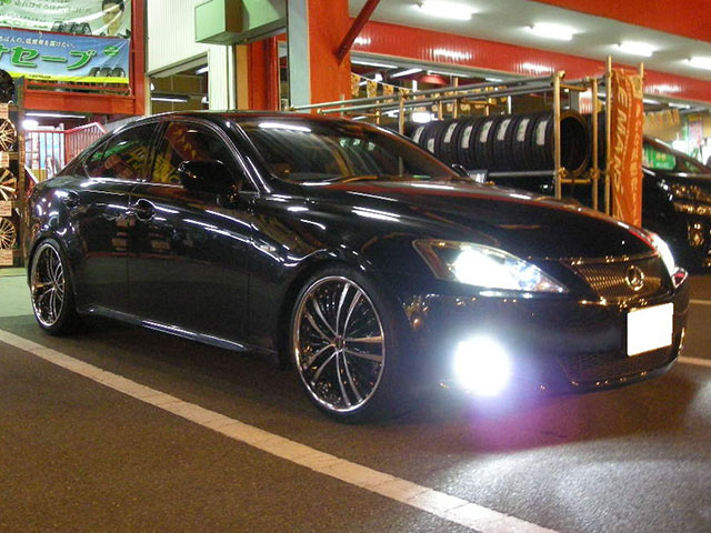 LEXUS IS250 + SHALLEN XR-75 - IS250, XR-75