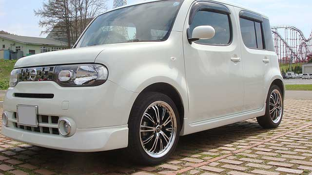 NISSAN CUBE + GIOVE DT5 - DT5, CUBE