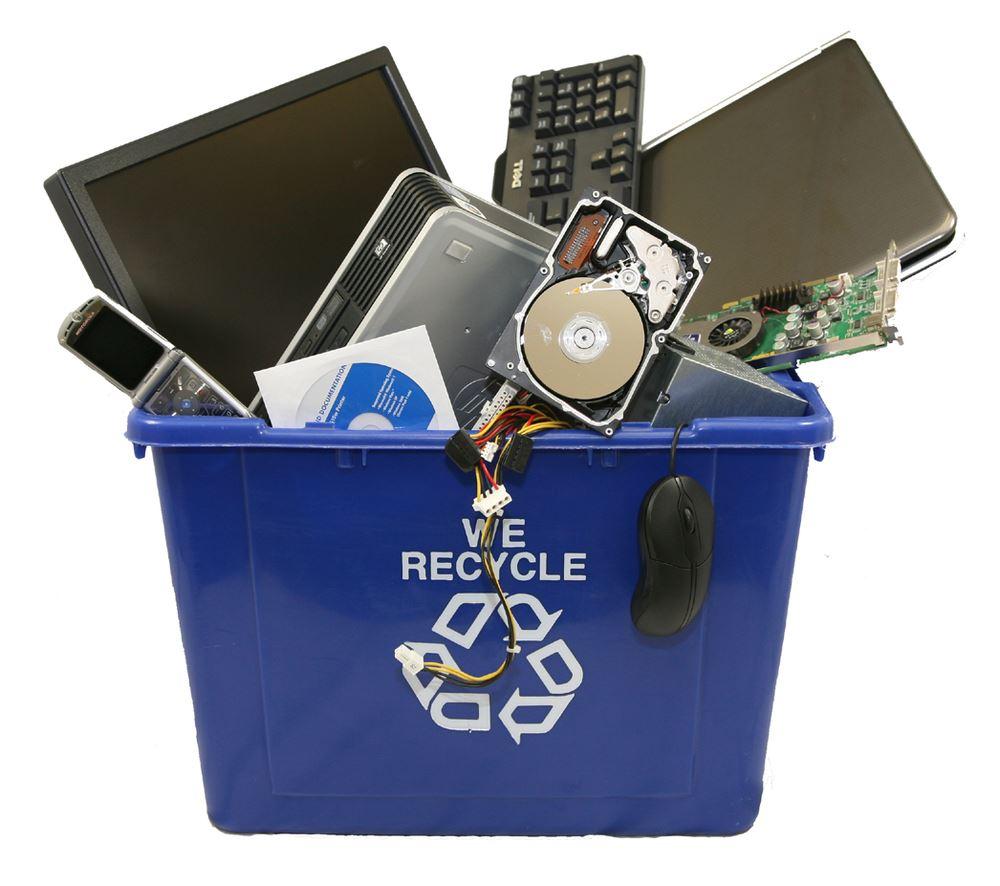 E Waste Recycling