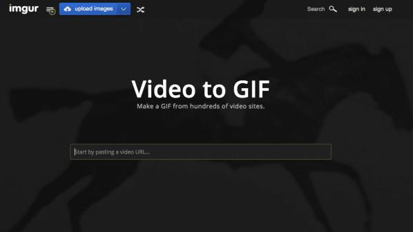 تحويل مقاطع الفيديو إلى صور مُتحركة GIF