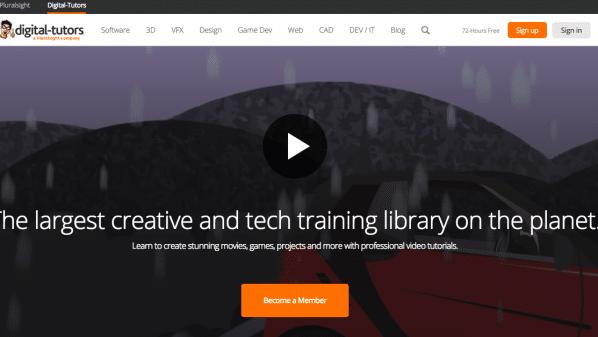 أكثر من 4000 فيديو لتعليم التصميم مجاناً