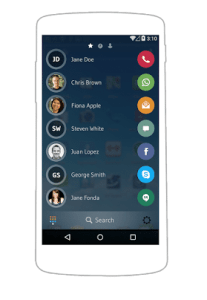 إصدار جديد من تطبيق drupe يدعم المكالمات الفائتة