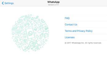 WhatsApp 2.17.1