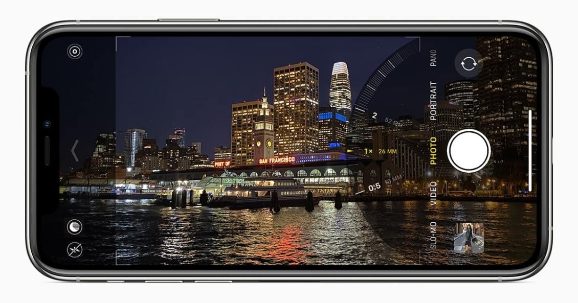5 نصائح لتحقيق أقصى استفادة من كاميرا هواتف iPhone 11