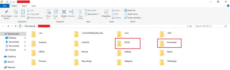 كيف يمكنك نقل الملفات والصور من هواتف أوبو إلى الحاسوب لاسلكيًا؟