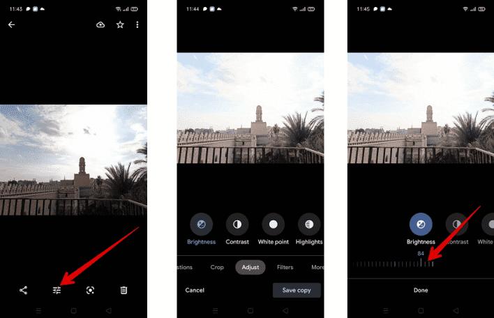 تطبيق صور جوجل.. الميزات الجديدة وكيفية استخدامها لتحسين صورك