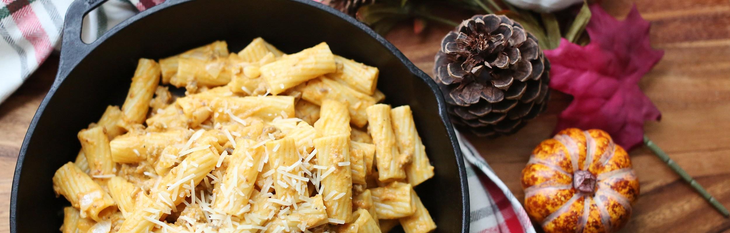 The Most Delicious And Popular Pumpkin Pasta Recipe healthyaiblog.com