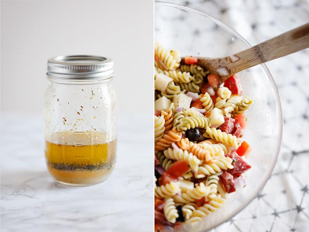 The Best Easy Italian Pasta Salad Recipe- aitravelsblog.com