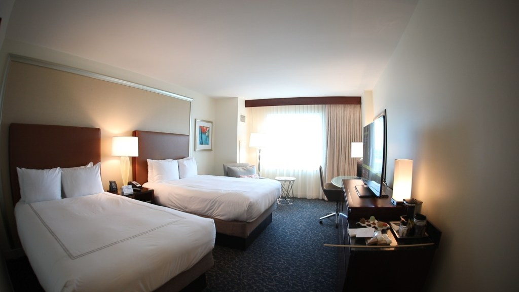 Double Room at Hilton Orlando