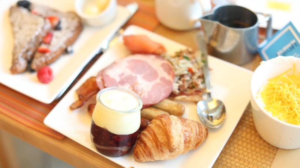 breakfast hilton orlando