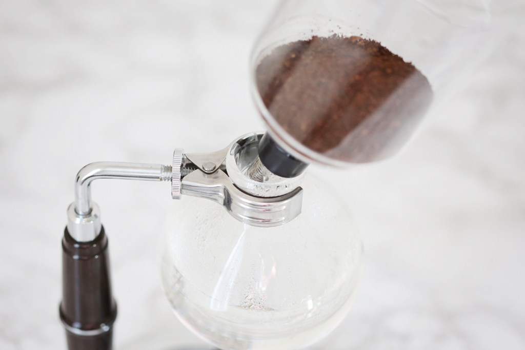 coffee siphon at home