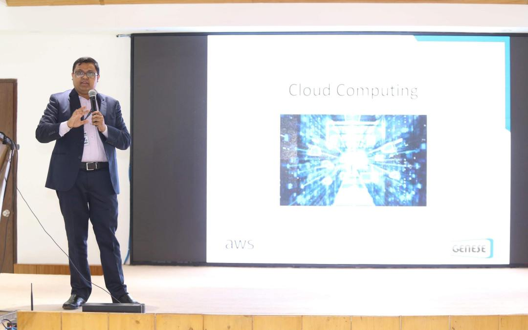 AIUB Computer Club organized a seminar on Cloud Service (Amazon Web Service)