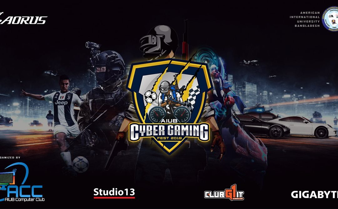 How Popular Media Covered AIUB Cyber Gaming Fest 2019