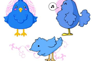Tweeting birds
