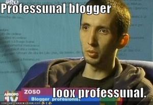 LOL blogger