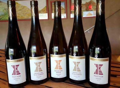 10 des plus Grands Vignerons d'Alsace - AIVA