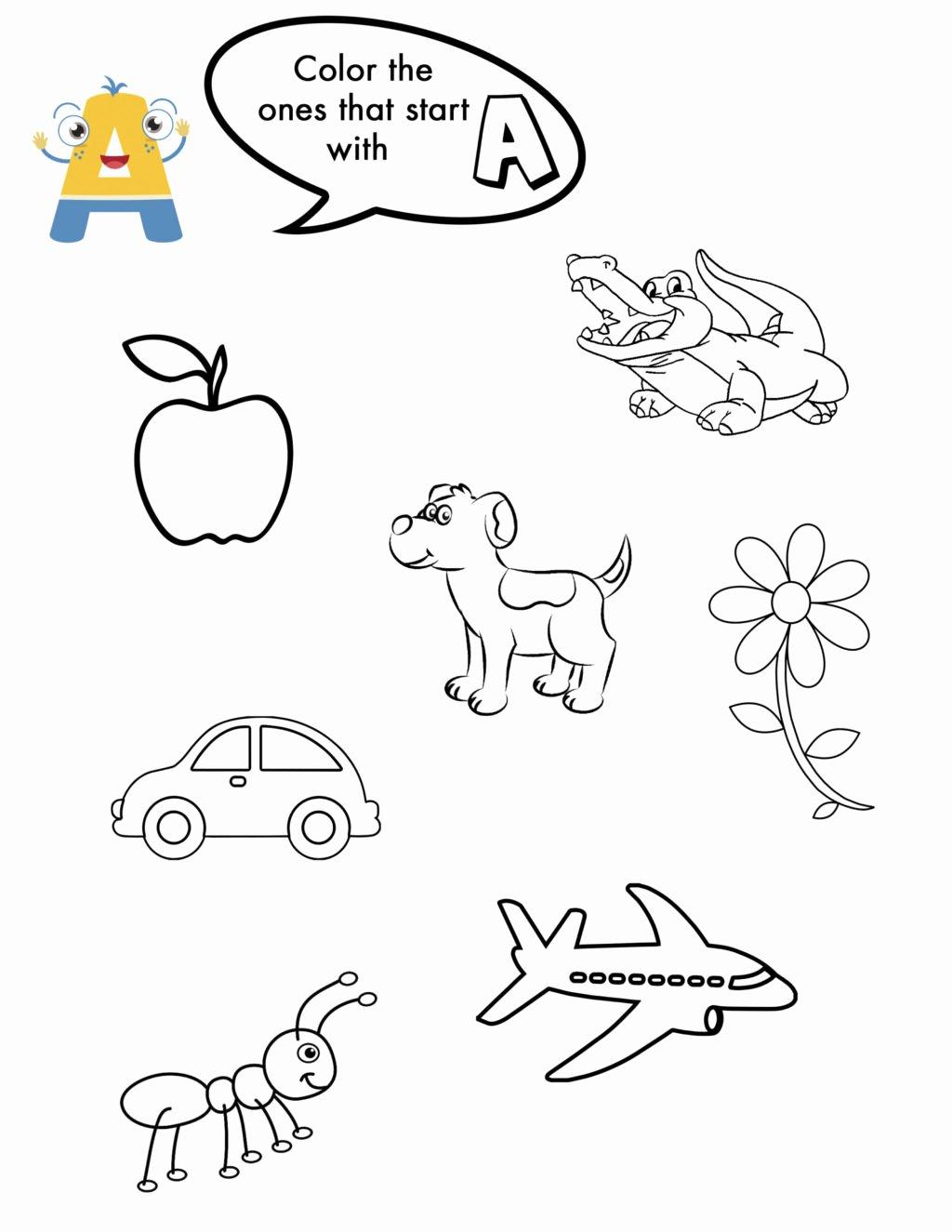 Goldilocks And The Three Bears Worksheets For Preschoolers