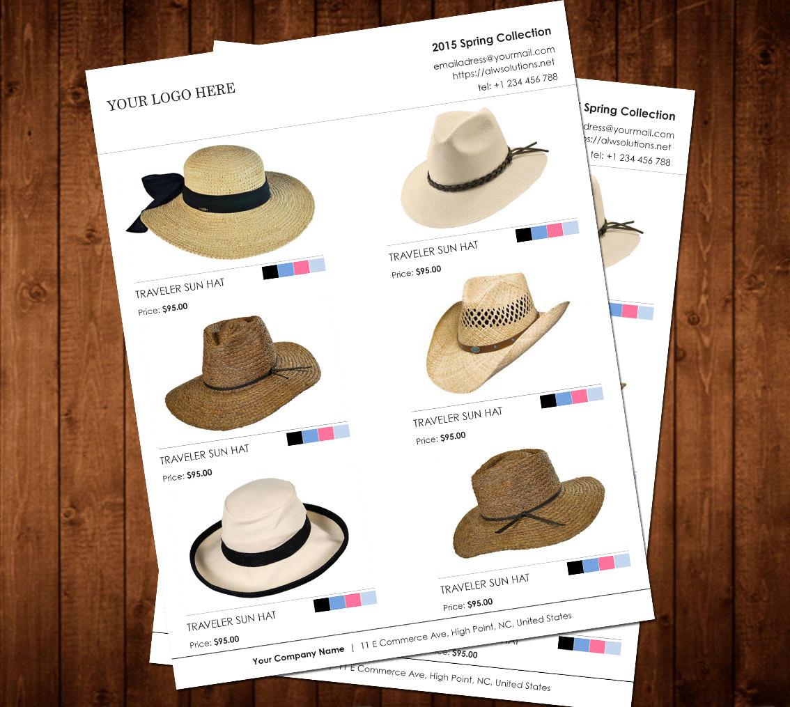 Custom Catalog Custom Line Sheet Line Sheet Design Template How To Make A Beautiful Catalog