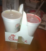 Chick-fil-A - Modified Drink Holder (2)