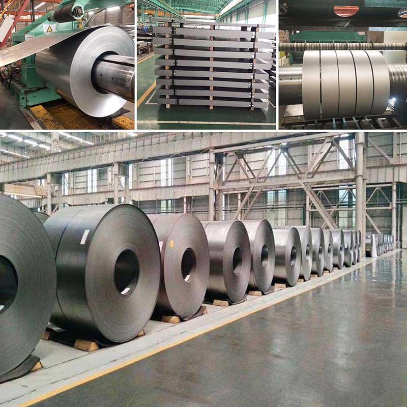 Zn-Al-Mg Coated Steel, Zinc Aluminum Magnesium Coated Steel