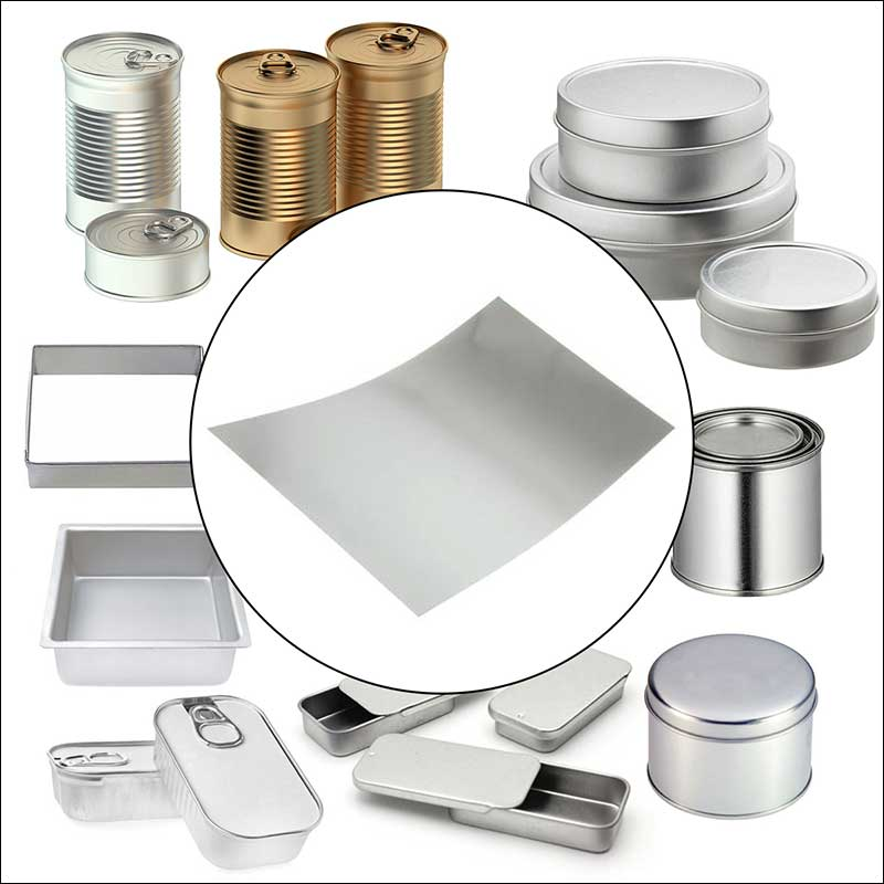 Applications Of Tinplate