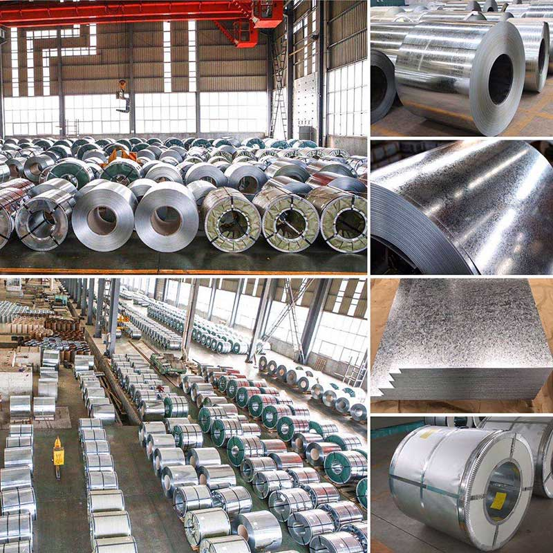 galvanized steel coil galvanized steel sheet galvanized steel strip galvanized steel roll galvanized steel plate