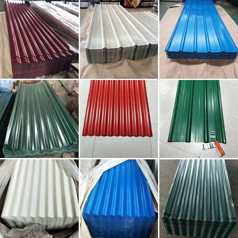 PPGI &  PPGL Roofing Sheets