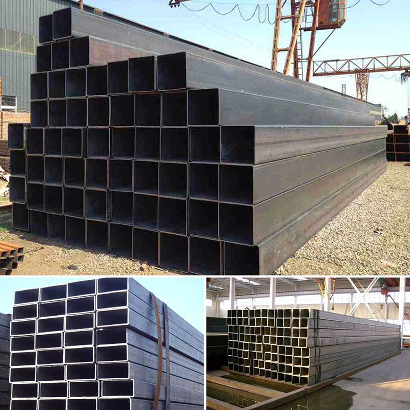 Rectangular/Square welded steel pipe