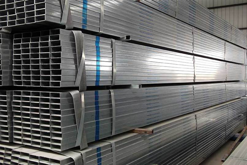 Rectangular Black Annealed Steel Pipe