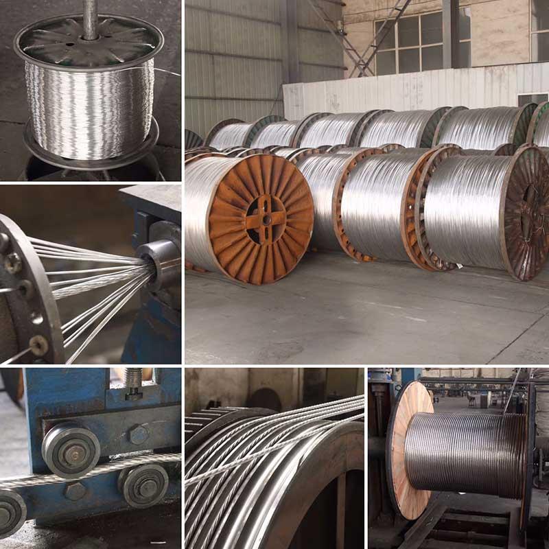 Aluminum Cable;Aluminum Alloy Cable