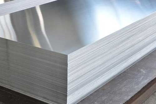 Foglio di alluminio 2017