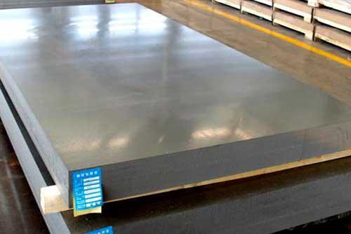 Foglio di alluminio 6005