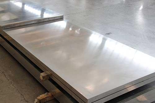 Foglio di alluminio 6005A