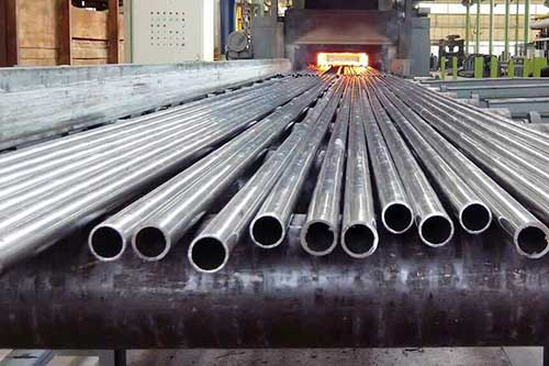 Annealing And Pickling Welded Pipe