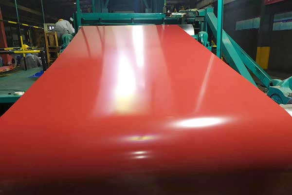 Self Cleaning PPGI & PPGL Coil/Sheet