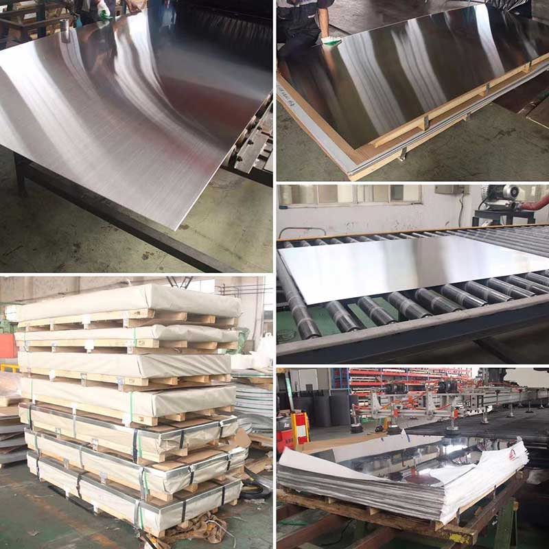 Stainless Steel Sheet Stainless Steel Plate