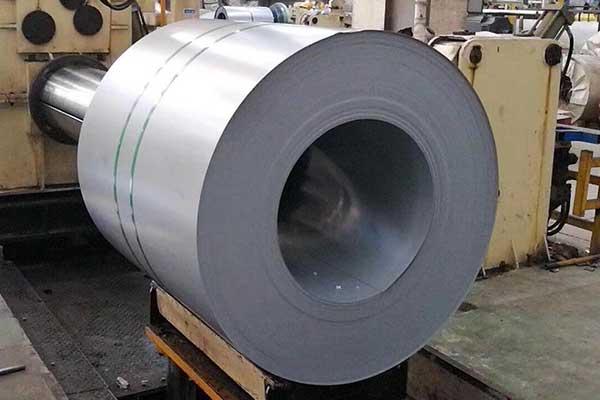 Aço eletrogalvanizado